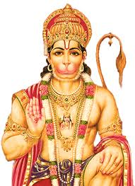 Lord Hanuman Names - 108 names of Lord Hanuman