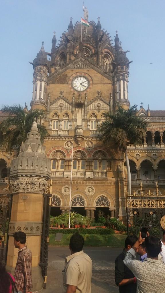 Chhatrapati Shivaji Terminus (CST)