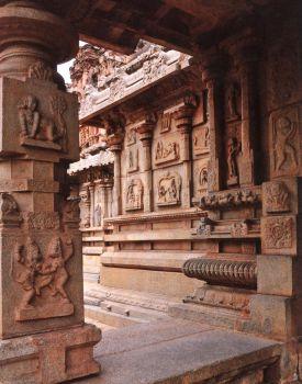 Ramachandra temple hampi