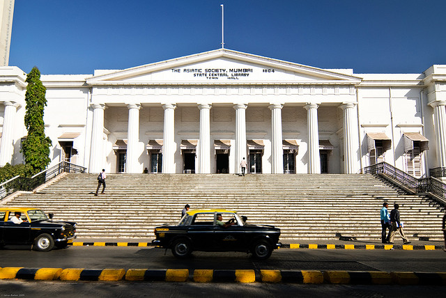 Asiatic society mumbai