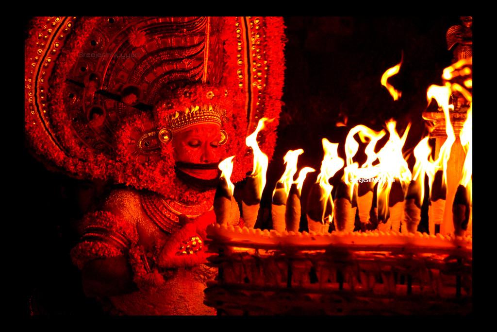 Kathivanur Veeran Theyyam