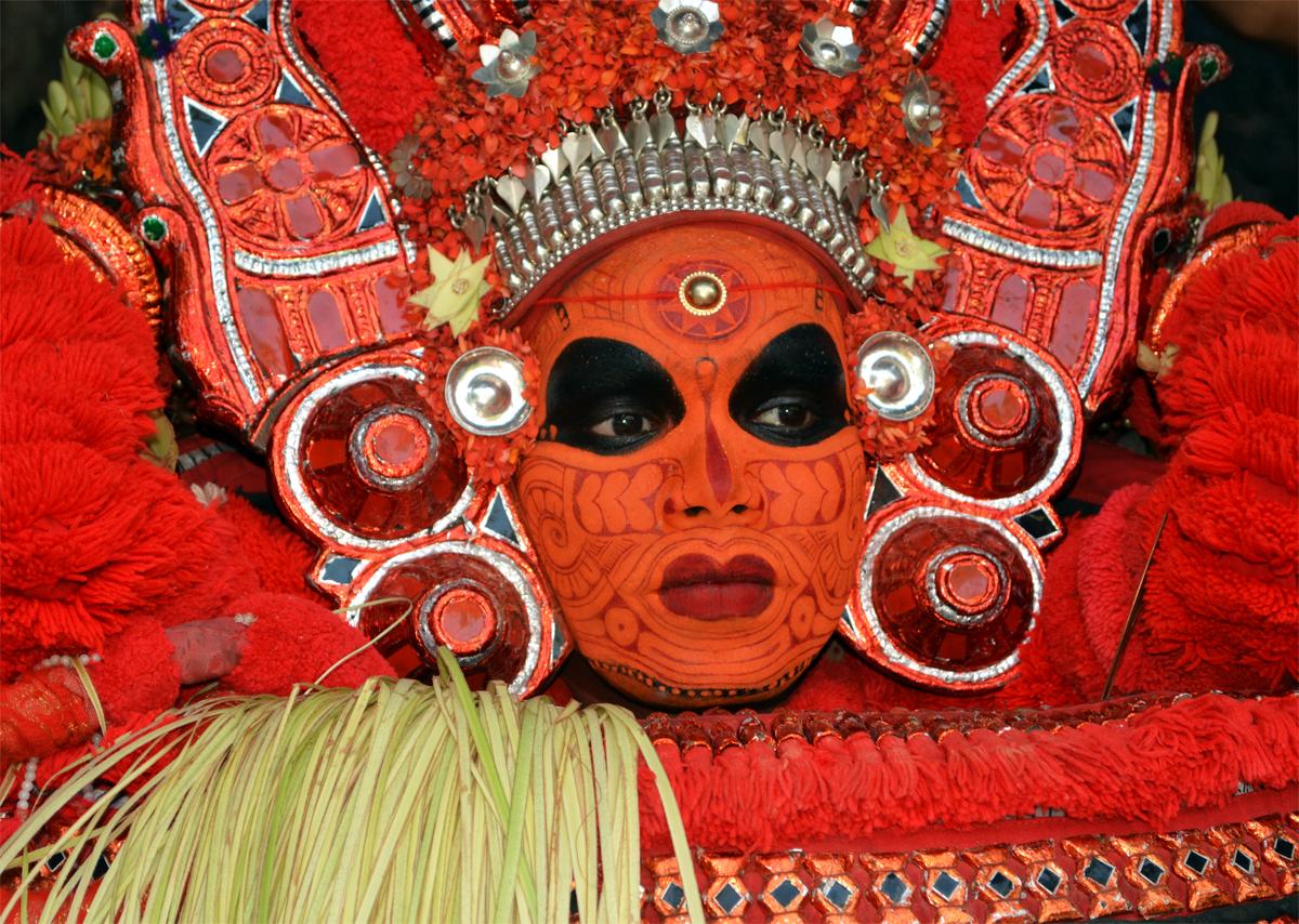 Vishnumoorthi-Theyyam