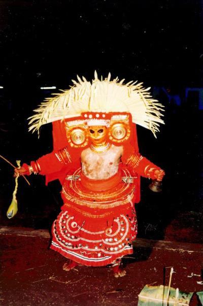 kuttichathan-theyyam