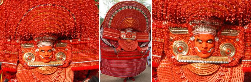 machilottu-bhagavathy-theyyam
