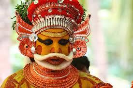 muthappan-theyyam-face