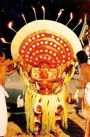 puthiya bhagavathy theyyam