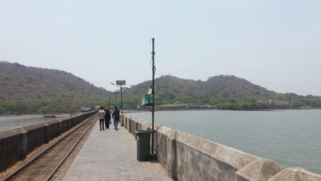 Elephanta Island Ferry Monsoon