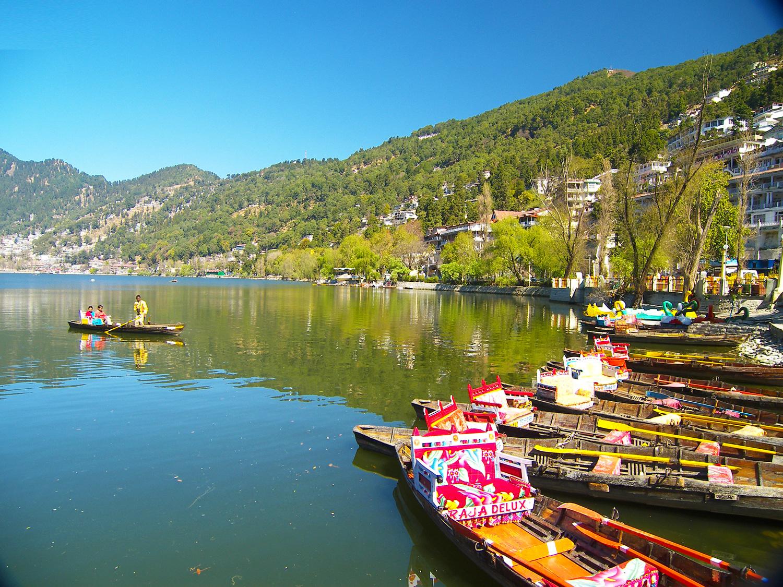 Naini Lake in Nainital