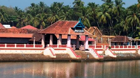 Thriprayar-temple