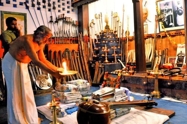 Navarathri celebrations in Kerala – Discovering India Net