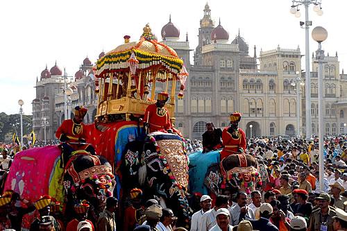 mysore festival december