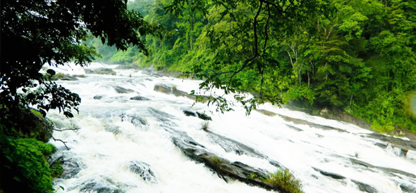 vazhachal-waterfalls