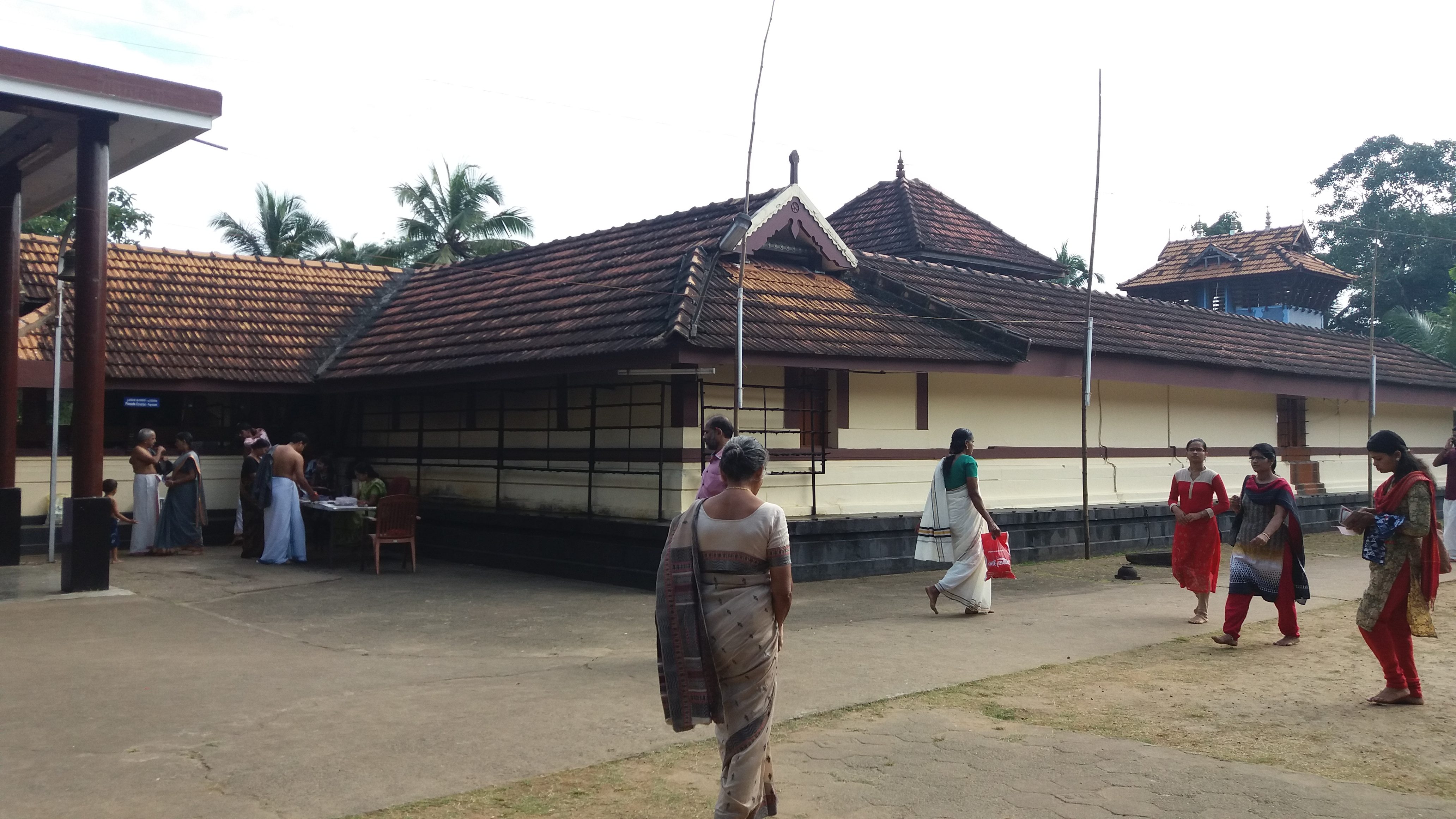 Nhangattiri Bhagavathi Temple