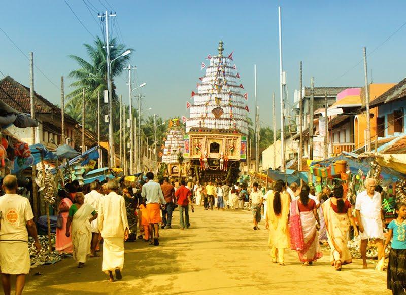 kalpathy-ratholsavam-kerala