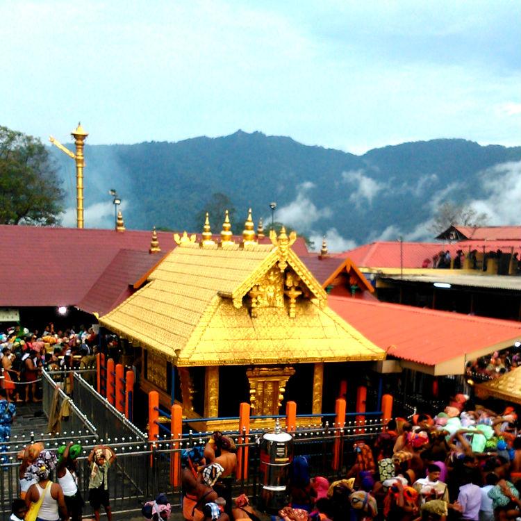 Lord Ayyappa Temple, Sabarimala