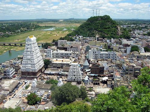 Temples of Srikalahasti