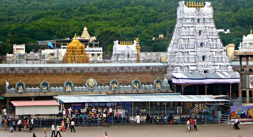 Andhra Pradesh Tourist Places Map