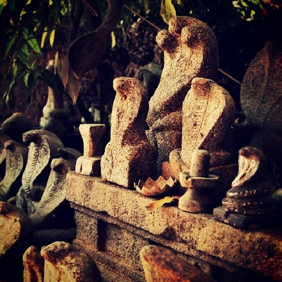 serpent-idols
