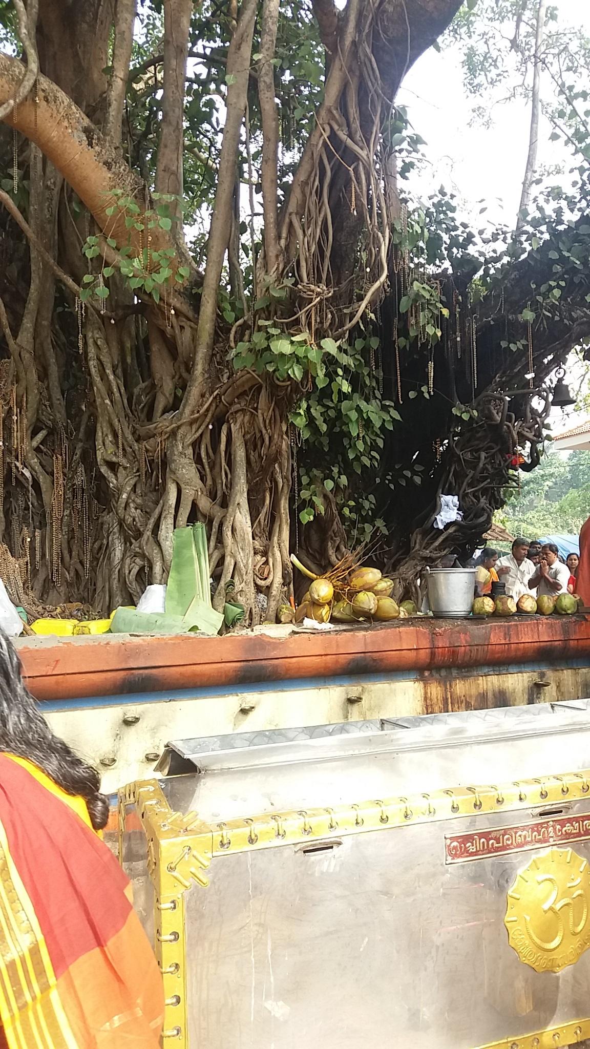 Ochira Parabrahma Murthy Temple
