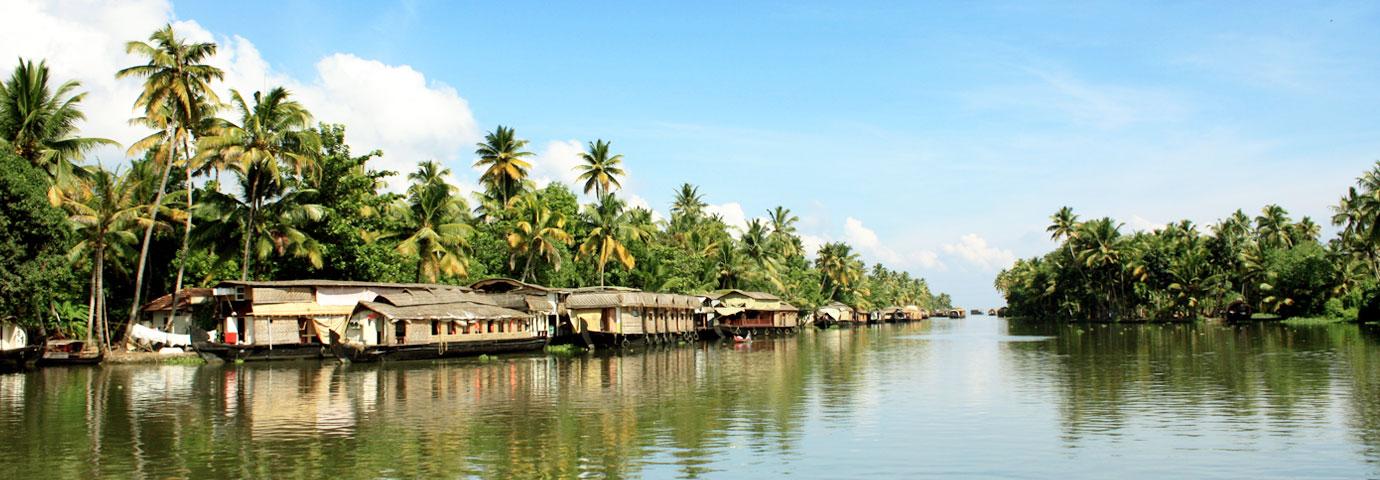 Alappuzha houseboats